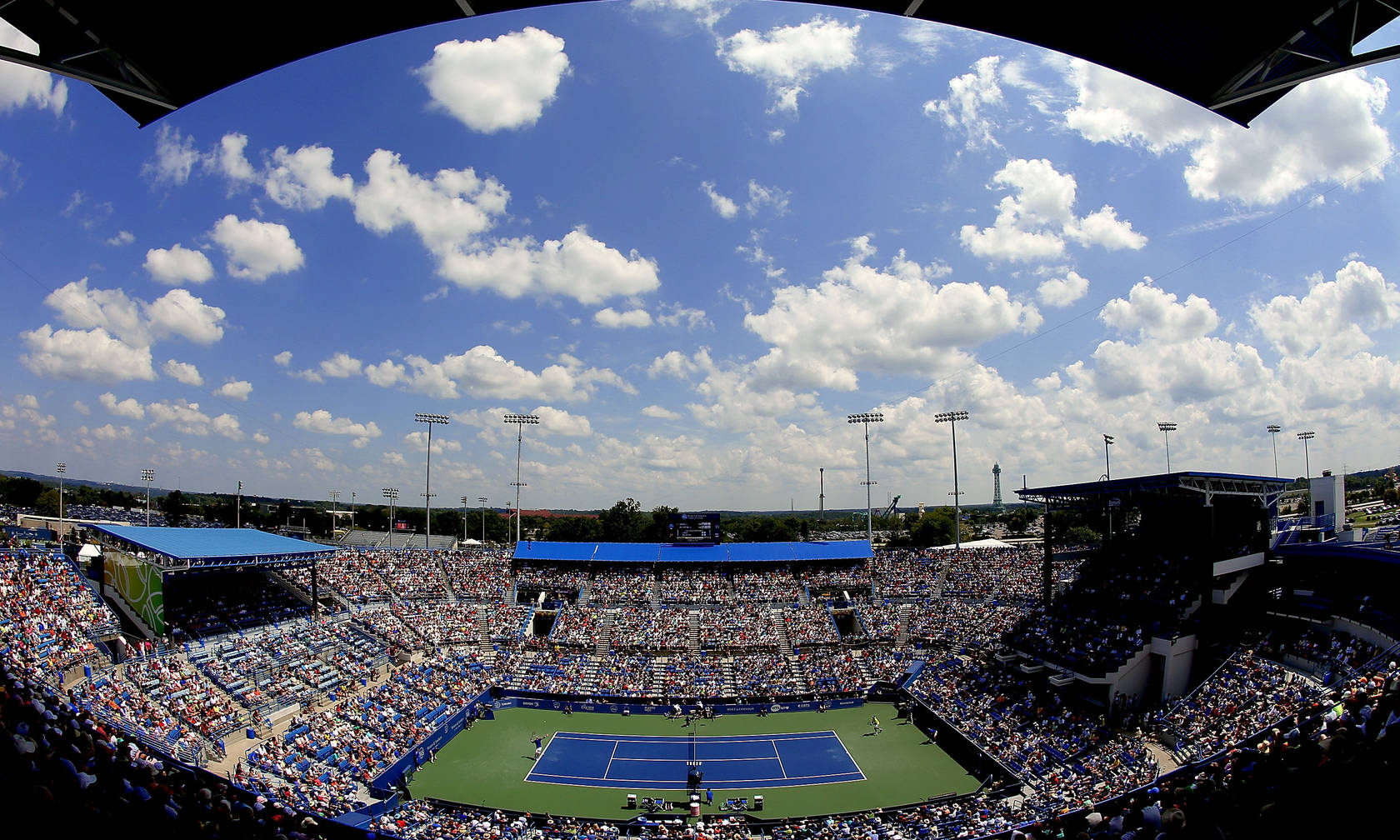 Western & Southern Open - Schedule - Andy Murray Official Site